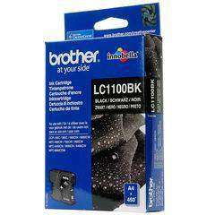 Brother LC1100BK Black Ink